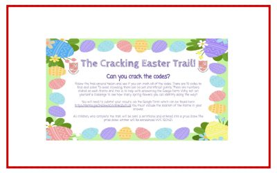 The Cracking Easter Trail