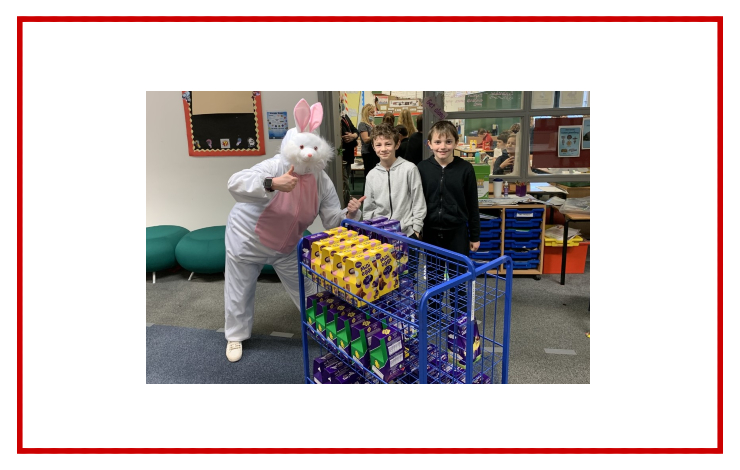 Inmans Easter Bunny